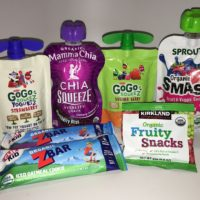 Easy & Nutritious on-the-go toddler snacks